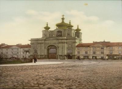 Варшава. Русская церковь