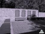 Памятник «Малый лагерь»,  разработан бывшим узником лагеря