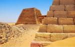 Пирамиды Судана 4