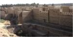Стены дворца Навуходоносора