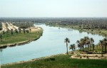 великая река Евфрата
