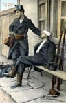 Цветной снимок первой мировой войны