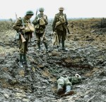 Британский солдат