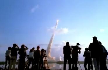 НЛО на видео НАСА