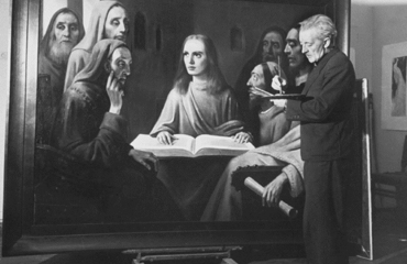 Герман Геринг был обманут художником